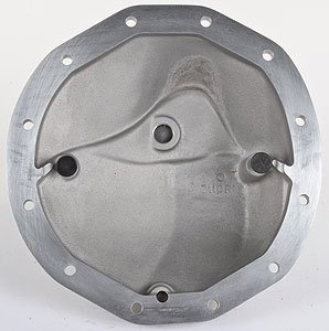 Moser Engineering 7110 Aluminum Rear Differential Cover for 12 Bolt GM Rear End by Moser Engineering (Image #1)