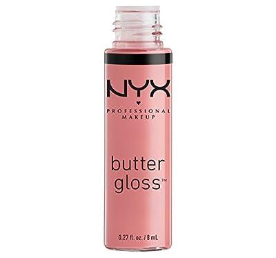 NYX Cosmetics Butter Gloss Lip Gloss, Creme Brulee