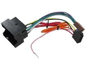 Connects 2 CT20VX01 - Adaptador ISO para instalación de cableado estéreo para Vauxhall/Opel Astra/Vectra C/Corsa