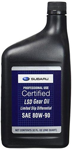 Genuine Subaru SOA427V1800 Gear Oil , 1 - Lsd Oil