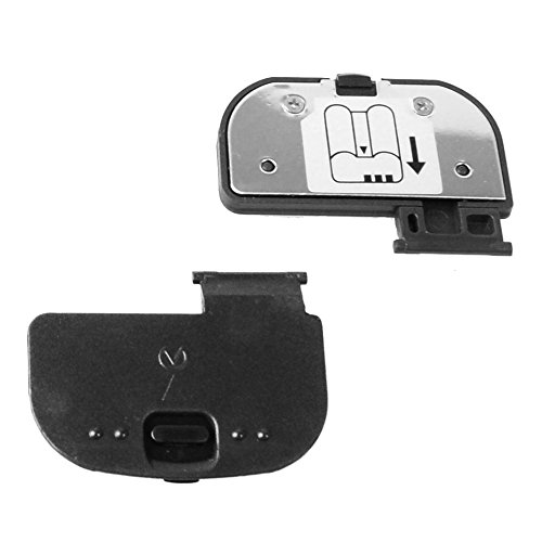 PhotoTrust Battery Door Cover Lid Cap Replacement Repair Part for Nikon D7200 D7100 D610 D600 D7000 DSLR Digital ()