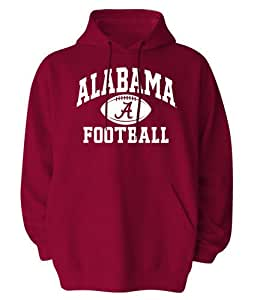 Alabama Crimson Football Tide Sweatshirt Fan Hoodie Shop Elite