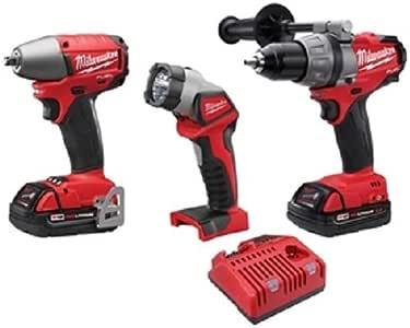 Milwaukee 2791-23 Fuel 3 Tool Combo Kit