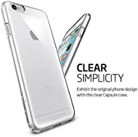 - Ringke FUSION - Funda para iPhone 6 / 6s, color transparente