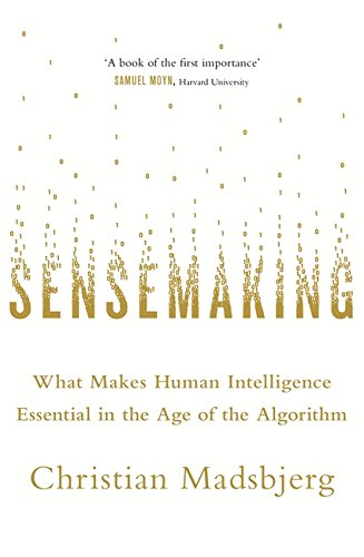 Sensemaking: What Makes Human Intelligence Essential in the Age of the Algorithm PDF
