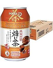 Pokka Houjicha Tea, 24 x 300ml