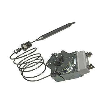 1175 Imperial eleite Gas freidora Control de temperatura termostato cifs40 partes csuk: Amazon.es: Industria, empresas y ciencia