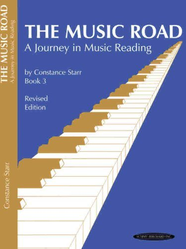 Bk Music (The Music Road, Bk 3: A Journey in Music Reading (Suzuki Piano Reference))