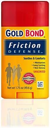 Gold Bond Friction Defense Stick Unscented 1.75 oz