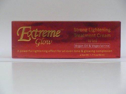 Extreme Glow Lightening Treatment Cream with Argain Oil & Vegeclairine