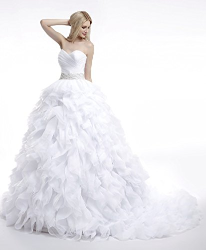 Ball Tutu Women White Gown Prom s Evening Dress Homecoming Bridal Annie Bubble s qAYwIw6