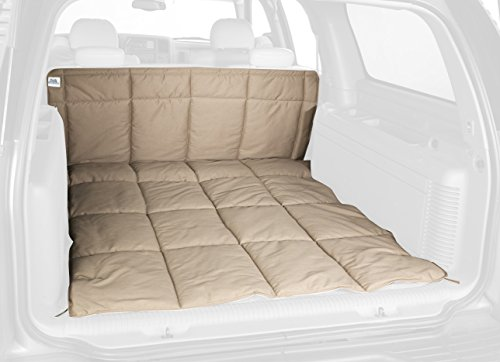 - Canine Covers Custom Fit Cargo Area Liner for Select Nissan Xterra Models - Polycotton (Wet Sand)