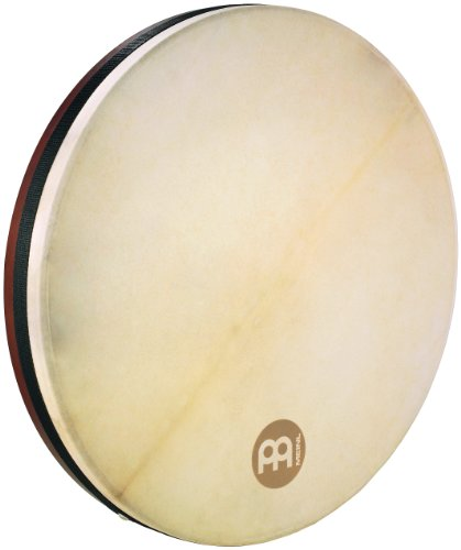 Meinl Percussion FD18T 18-Inch Tar With Goat Skin Head, African - Drum Frame Middle Eastern