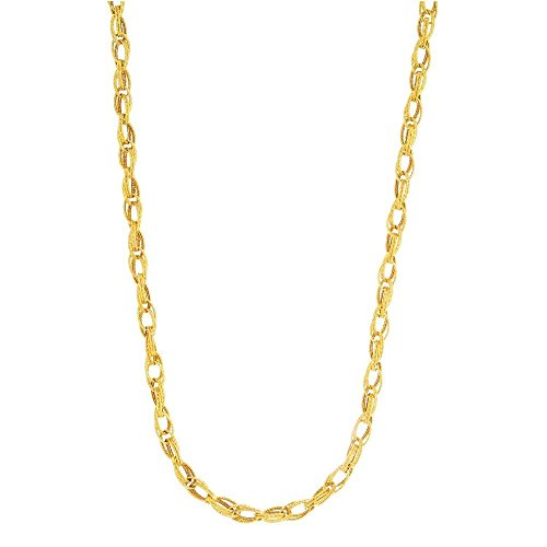 BH 5 Star Jewelry 14kt Yellow Gold 18.25