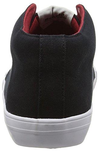 Boxfresh Amhurst - Zapatillas Hombre Negro (Negro)