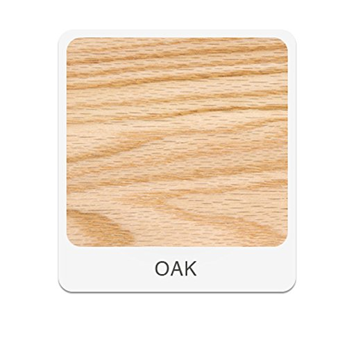 Diversified Woodcrafts P7301K30N - 24''x72'' - 30'' High, Plain Apron Laboratory Table, Red Oak Legs & Apron, Plastic Laminate Top, Made in USA by Diversified Woodcrafts (Image #3)