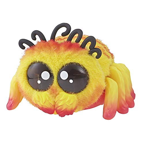Yellies! Peeks; Voice-Activated Spider Pet; Ages 5 and up from Hasbro