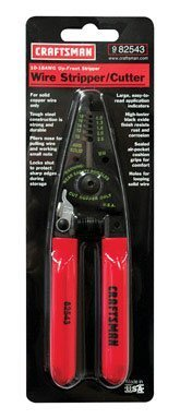 Craftsman Wire Stripper Cutter