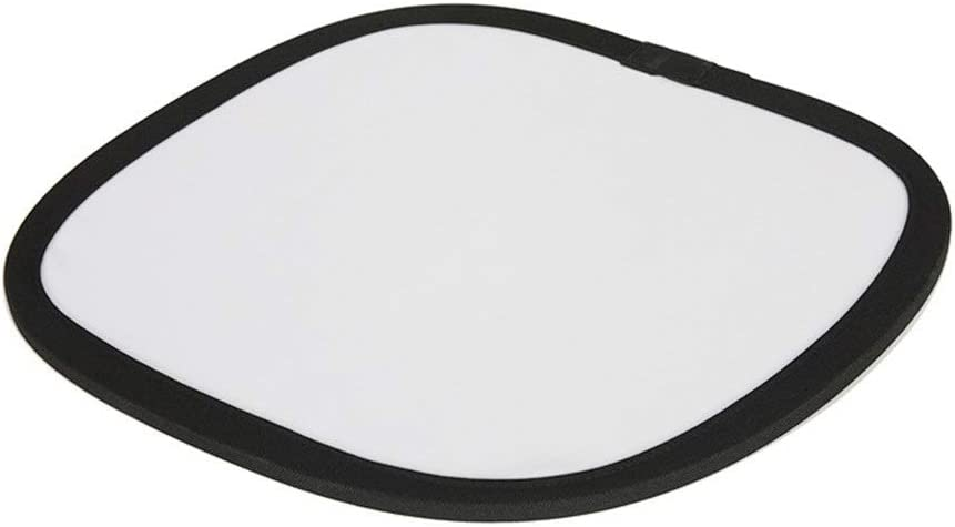 Light Reflector for any Photography Situation Multifunction Reference Foldable Gray Reflector Card Focus Board For DSLR White Balance Exposure With Carrying Bag Color : As shown , Size : Free