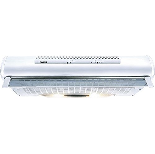 Zanussi ZHT610W 60cm wide Conventional Cooker Hood White [Energy Class E]