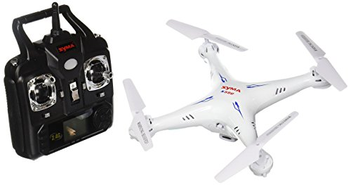 SYMA X5C-1 Mini Drone, Quad Copter con Cámara de 2 MP, 4 Canales, 2.4GHz