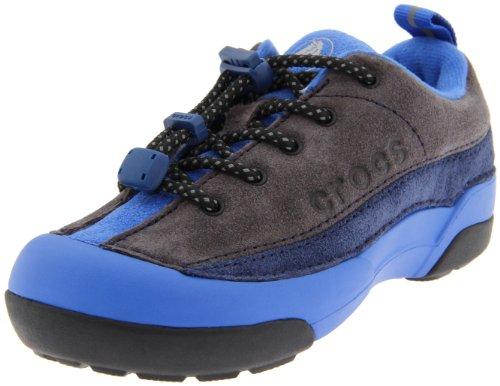 crocs Crocs Dawson - Zapatillas de niños sin cordones Gris (Grau/Graphite/Navy bzw. Gpt/Nvy)