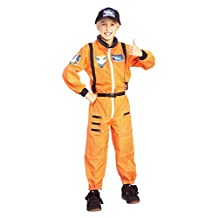 Rubies Costume Astronaut Child's Costume, Small (Ages 3 to 4)