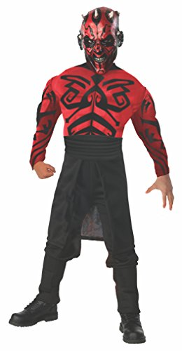 (Star Wars Darth Maul Deluxe Costume Kit -)