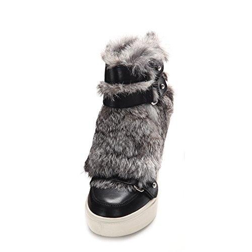 Ash Women's Fashion Animal Sneakers 350594 Black SZ 35 by Ash (Image #3)