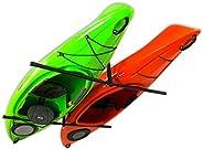 2 Kayak XL Ceiling Rack | Hi-Port 2 Storage Hanger Overhead Mount | Adjustable