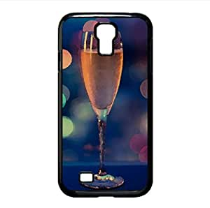 Champagne Glasses Watercolor style Cover Samsung Galaxy S4 I9500 Case