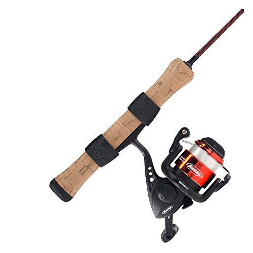 top best 5 ice fishing rods and reel combo for sale 2016