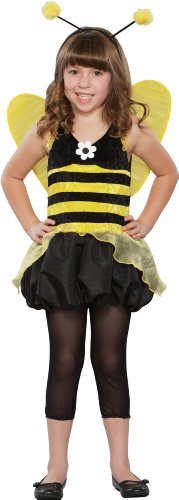 Queen Honeybee Childs Costume Size Medium (Queen Bee Costume Ideas)