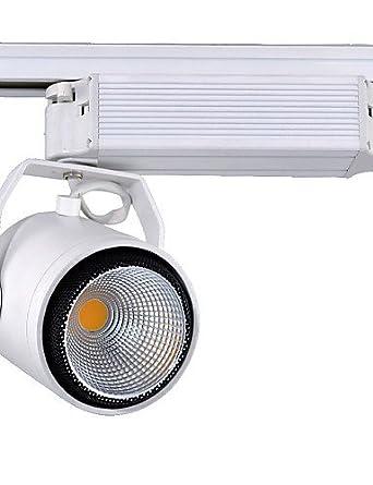 DXZMBDM® 40w llevó seguimiento cálida tienda de blanco / fresco ...