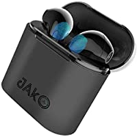 Wireless Earbuds, Bluetooth 5.0 Headphones Waterproof in-Ear Earphones Noise Cancelling HD Stereo Sweatproof Headsets Smart Touch for Sport Running Driving Workout