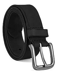 Timberland - Cinturón vaquero clásico de piel para hombre