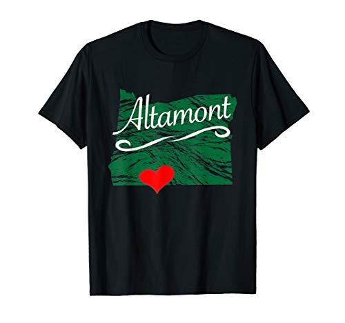 Tee Altamont (Altamont Oregon Tshirt | OR Gift - Men's Women's Kid's Tee)