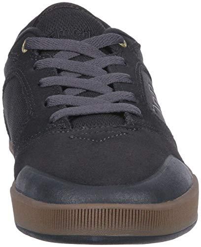 Pictures of Emerica Men's Dissent Skate Shoe 6101000110 Black Black 6