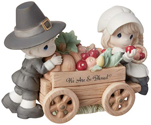 Amazon.com: Precious Moments Blessed Thanksgiving Limited ...