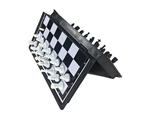 C-Squared Chess - Small, Plastic, Magnetic, Travel (Plastic Chess Travel)