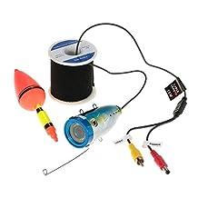 Docooler Fish Finder 1000TVL Underwater Fishing Camera Fish Detector 30m Cable