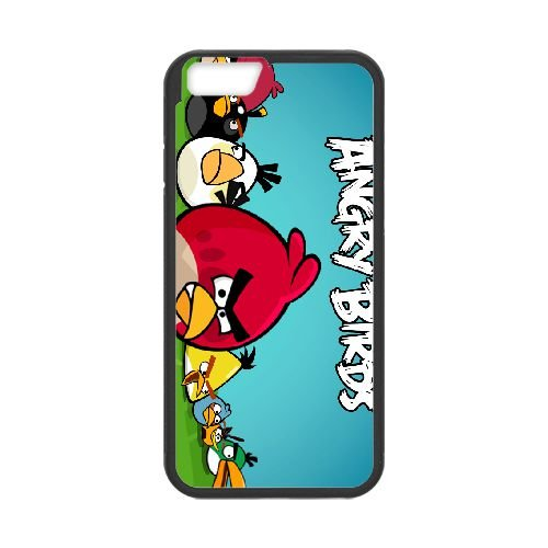 Angry 003 coque iPhone 6 4.7 Inch cellulaire cas coque de téléphone cas téléphone cellulaire noir couvercle EEEXLKNBC26662