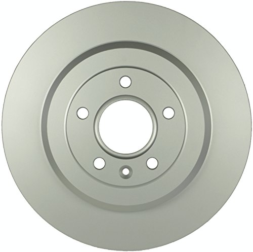 Bosch 20010394 QuietCast Premium Disc Brake Rotor For: Ford Edge, Explorer, Five Hundred, Flex, Freestyle, Taurus, Taurus X, Transit Connect; Lincoln MKS, MKT, MKX; Mercury Montego, Sable, Rear