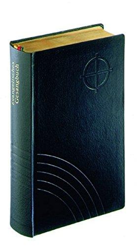 evangelisches Gesangbuch KUNSTLEDER SCHWARZ TASCHENAUSGABE