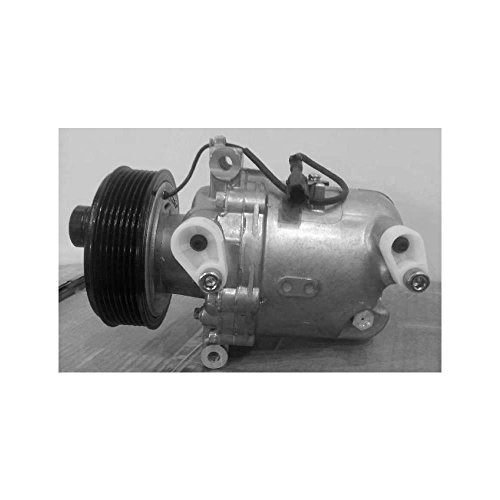 RYC Remanufactured A/C Compressor Nissan Frontier V6 4.0L 3954cc 2005-2011 - A/c Nissan Frontier Compressor