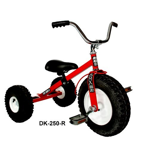 Tricycle - Unassembled (Red)
