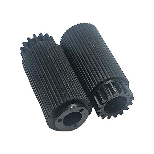 (Chonghui New Canon 3405 Paper Pickup Roller,Pick up Roller tire is Suitable for Samsung 2161 3401 Paper Wheel 2165 2160 3405 3406 2166, etc.10pc )