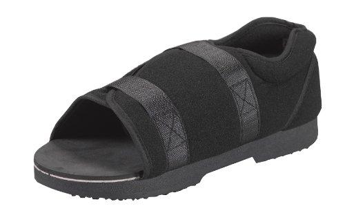 Bilt-Rite Mastex Health Female Surgical Boot, Black, Small
