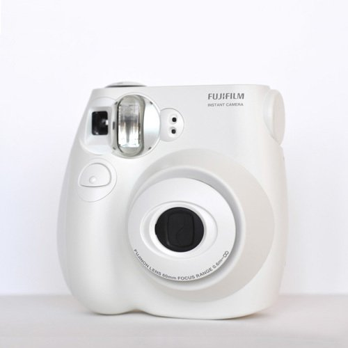Fujifilm Instax Mini 7S Instant Film Camera White 70 Amazoncouk Photo