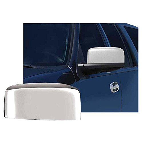 Upgrade Your Auto Premium FX Chrome Top Mirror Covers for 2003-2006 Lincoln Navigator